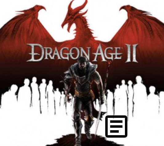 Blog - Dragon Age II